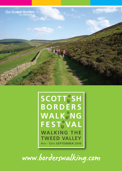 Scottish Borders Walking Fesitval programme